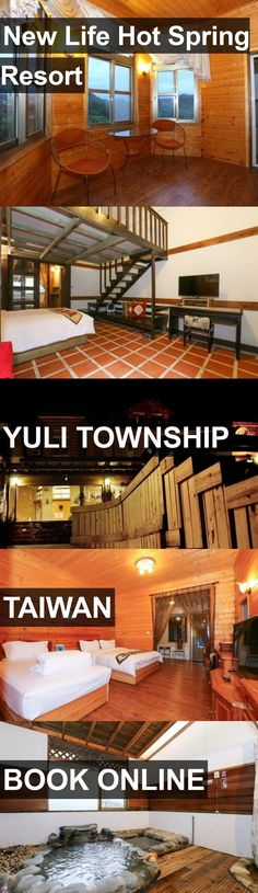 Hotel New Life Hot Spring Resort in Yuli Township, Taiwan. For more information, photos, reviews and best prices please follow the link. #Taiwan #YuliTownship #travel #vacation #hotel
