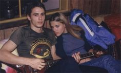 Daniel Desario and Kim Kelly from Freaks and Geeks