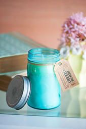 Paddywax Ocean Tide & Sea Salt Mason Jar Candle ***being from a beach family, this is absolutely perfect for me!!