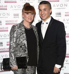 Mandy Wood and her son Jahmene Douglas
