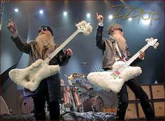 ***Classic Rock Done Right***: Classic Axes:Billy Gibbons' Fuzzy Guitars
