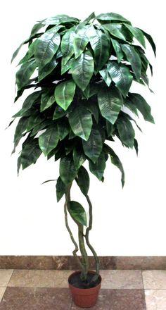 150 cm-es dekorációs fa Plant Leaves, Plants, Plant, Planets