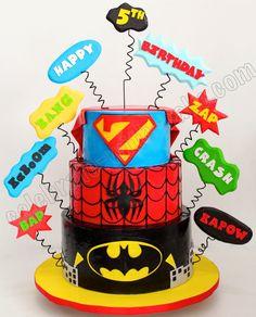 Celebrate with Cake!: Batman