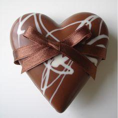 Chocolate - Coração - Delicia - Adorei !!!!!!!