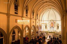 Destination Wedding Ceremony in Iglesia San Jorge Old San Juan, Puerto Rico by Gabriel González Photographer