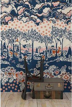Bedroom Tapestry | urbanoutfitters | { Pattern & Print Bazaar | Series 2: 11/12