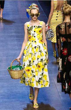 #Zlata #Dolce & #Gabbana #MFW #SS16