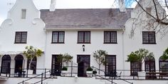 Guest house and private hotel accommodation in Cape Town Cape Dutch, Dutch Colonial, Rosemary Beach, Contemporary Homes, Hotel Guest, Florida Home, Cape Town, South Africa, Facade