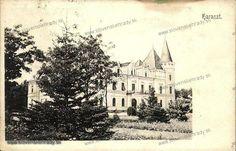 Chrasť nad Hornádom - kaštieľ