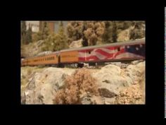 Kato FEF3, Tenders and UP excursion train N scale - YouTube