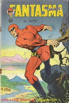 """Gibi: """"Fantasma"""" 1960"""