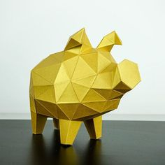 Oink Oink! Your kids are sure to love this one-of-a-kind decor gift.