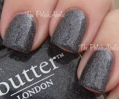 Butter London Autumn/Winter 2012 Collection Swatches