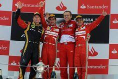 Cambio Pilota in Scuderia Ferrari: Raikkonen per Massa