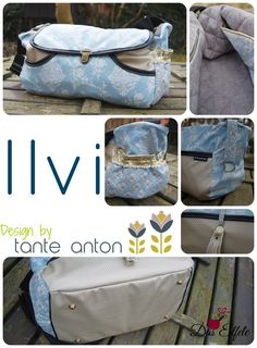 """Ilvi"" Bag Ebook"