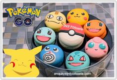 Pokemon macaron box set pikachu                                                                                                                                                                                 More