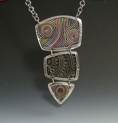 Libby Mills - one of my first inspirations to work with polymer clay, her work is amazing