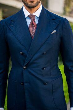 Mens Fashion Blog, Suit Fashion, Fashion Basics, Modern Gentleman, Gentleman Style, Mode Costume, Preppy Men, Smart Outfit, Sartorialist