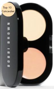 Bobbi Brown Concealer/Corrector Kit (click through to see Top 10 concealers)