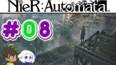RSP - Nier Automata - Ep. 08: Sakanatsuri
