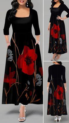 Stylish Dress Designs, Designs For Dresses, Stylish Dresses, Elegant Dresses, Pretty Dresses, Beautiful Dresses, African Maxi Dresses, Ankara Dress Styles, Latest African Fashion Dresses