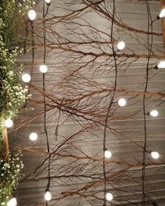 Branch for wedding decoration