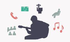 Aprende a concentrarte usando la distracción Estamos acostumbrados a practicar en casa, rodeados de un ambiente tranquilo y silencioso que estimule nuestra concentración. Sin embargo, a la hora de la verdad, en un concierto o un examen, las condiciones no siempre van a ser idóneas…debemos estar preparados para cualquier cosa y ser capaces de enfrentar todo tipo de situaciones mientras tocamos sin perder la calidad en nuestra interpretación… #Músicos #Mente #Instrumentos