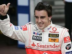 Fernando Alonso, protagonista di un terribile incidente durante i test di F1, non rischia la vita