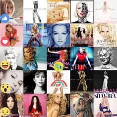 My favorite discography!