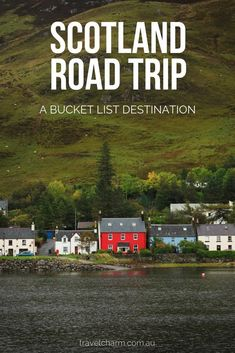 Scotland has long been on my travel bucket list. I plan on doing a Road Trip through Scotland. Here is my proposed plan.