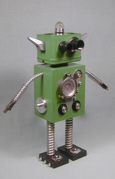 Found object robots.