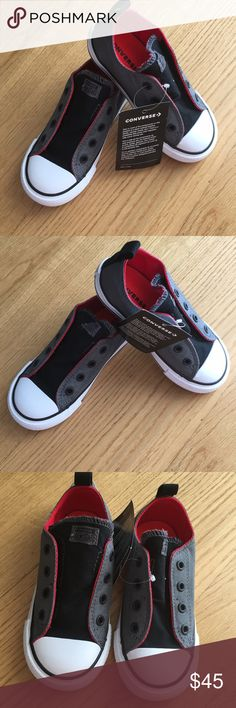 51dc521f35c969 Converse all star boys new sneakers. Size 9 Nwob converse toddler sneakers.  Size 9