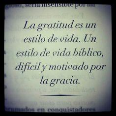 Gracia!
