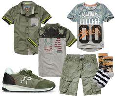 stoere jongenskleding, get the look, boysstyle, hippe jongenskleding, zomerkleding
