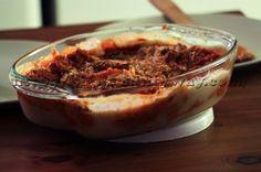Lasagnes Vegan PIGUT Levure de bière, sauce tomate aux lentilles corail, oignon, carottes, piment, sauce blanche au lait végétal. À essayer.