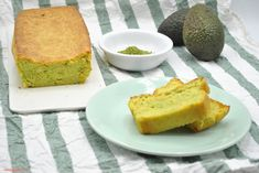 Cake à l'avocat et graines de sésame au wasabi - Bataille Food #54 | Ramène la Popotte