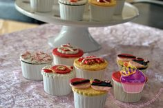 Chinese New Year Cupcakes for 2012