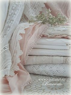 Vita Huset Roze sjaaltje Hennes