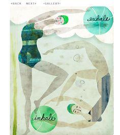 Andrea D'Aquino / bathers
