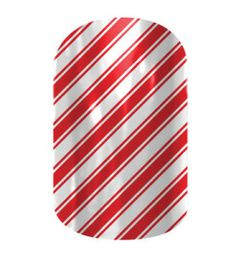 candy cane nails | Candy Cane - DS02l - Jamberry Nail Wraps