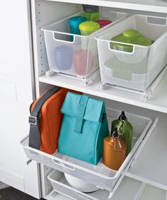 I think I need some of these for organizing the pantry...