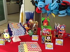 Despicable Me Birthday Party Ideas   Photo 6 of 27