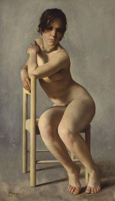 Michael John Angel English artist born 1946