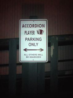 For all the Accordion players we love!