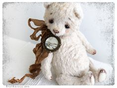 PATTERN Download to create teddy like Bear Christine by zverrriki