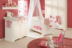 Baby Nursery Furniture Sets for Girls and Boys