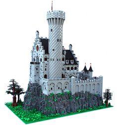 Castle Rockenstein 4 by Rocko™, via Flickr