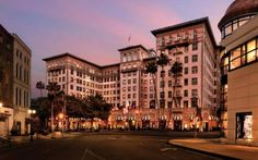 The Beverly Wilshire Hotel, Beverly Hills, CA. Get the insider's guide to Beverly Hills.