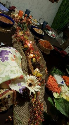 Thanksgiving settings