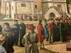 A Peek Behind the Scenes - The Restoration of Carpaccio's Saint Ursula by Save Venice